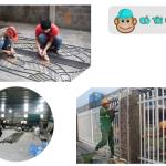 Dịch vụ cơ khí dân dụng nhanh chóng và chuyên nghiệp nhất Hà Nội