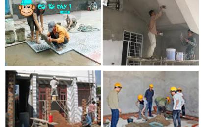 Dịch vụ sửa chữa nhà uy tín, tận tình nhất Hà Nội