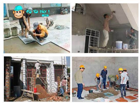 Dịch vụ sửa chữa nhà cửa chuyên nghiệp