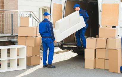 Dịch vụ nâng hạ xếp dỡ đóng gói hàng hóa tại Hà Nội